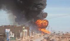 AREQUIPA. Muere cuarta víctima de la explosión de cisterna de gas http://hbanoticias.com/10691
