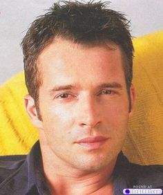A young James Purefoy . . . aka Joe Carroll . . . still love him!