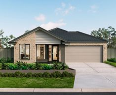 Explore A Free Flowing Avoca Home By Metricon Homes Large Floor Plans, Small Modern Home, Contractors License, Contemporary House Plans, Storey Homes, Display Homes, Building A New Home, New Home Designs, Walk In Pantry