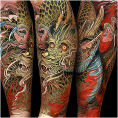 7 – Jess Yen @jessyentattooTurn Heads with These Amazing Hands and Feet Tattoos! | TAM Blog