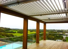 Opening Closing Roof Projects |Louver Roof | Totally Outdoors