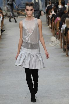 Chanel, Fall Haute Couture 2013.