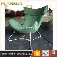 Chinese replica furniture imola chair and footstool by for Grand repos chair replica
