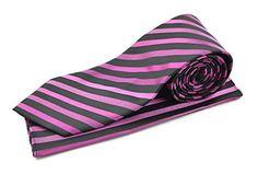 Moda Di Raza Men's Subtle Striped Trendy Modern Imported Silky Fashion Neckties - Fuscia Moda Di Raza http://www.amazon.com/dp/B00UUYS9EK/ref=cm_sw_r_pi_dp_ALZ-vb1GNK1XB
