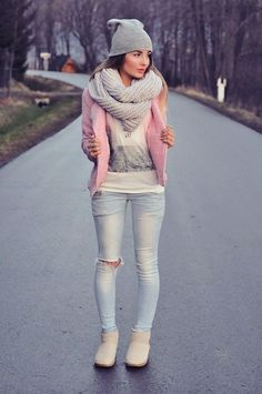 Different shoes but cute and cozy https://womenfashionparadise.com/