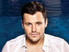 Mark Wright. This actor always looks his best