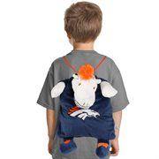 Denver Broncos Mascot Backpack Pal