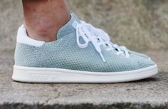 Adidas Originals Stan Smith Mist Slate Primeknit (4)