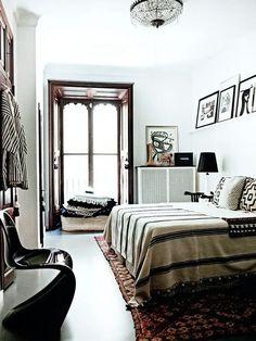 Photo by Birgitta Wolfgang Drejer /Elle Decor Dream Bedroom, Home Bedroom, Bedroom Decor, Magical Bedroom, Bedroom Apartment, Bedroom Ideas, Master Bedroom, Deco Design, Design Case