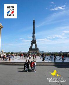 Le Kids Tour de Open Tour Paris Tour Eiffel, Triomphe, Tours, Paris, Building, Blog, Kids, Travel, Sightseeing Bus