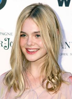 Get the latest on Elle Fanning from Teen Vogue. Find articles, slideshows and more. Cute Young Girl, Cute Girls, Sophisticated Hairstyles, Dakota And Elle Fanning, Elle Fashion, Romantic Hairstyles, Grunge Hair, Teen Vogue, Woman Crush