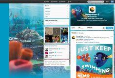 The 50 Best Twitter Brand Profile Designs