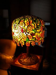 Tiffany Lamps are gorgeous