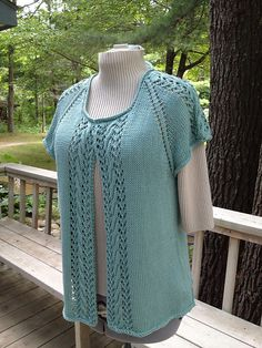 Crochet Projects Ravelry: Project Gallery for zoe cardi pattern by Cheri Christian Knitting Patterns Free, Free Knitting, Knit Patterns, Ravelry, Gowns With Sleeves, Womens Fashion Online, Top Pattern, Knit Cardigan, Fit Women