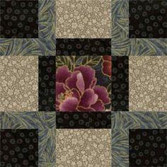 Free Quilt Block Patterns, A Through E