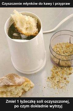 Oto czyszczenie młynków do kawy i przypraw - Będziecie zaskoczeni!!!