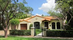 Gated exterior with 2 garages 731 Minorca Avenue, Coral Gables, FL 33134 3 BR/2 BA $1,096,000. Call Jeannett Slesnick 305.975.8158 http://slesnick.net/listing/A1995143/