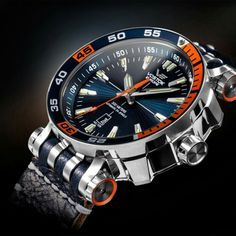 VOSTOK EUROPE ENERGIA PROFESSIONAL DIVE WATCH AUTOMATIC // NH35-575A279