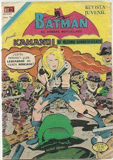 Tebeos, comics y otros sucedaneos en mis estanterias: Batman Novaro Bolsillo #2-864
