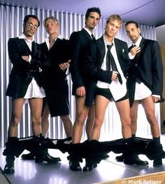 Backstreet Boys.  Always, and forever.