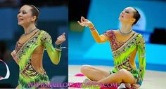 Rhythmic gymnastics leotards: MADE BUY M.DAVIDE leotards.derzaika.com