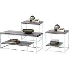 picture of Cassian 3 Pc Table Set  from Table Sets Furniture