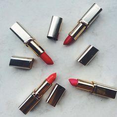A girl can never have too many lipsticks lorealparisgr lifereporthellip Lipsticks, Life, Lipstick