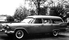 Plymouth Hearse