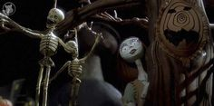 El culto por 'The Nightmare Before Christmas' - Osito Barrigón