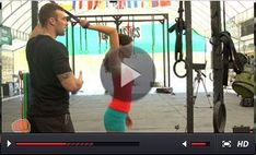 Resistance Bands Training Videos Exercise Band Assisted Pull-ups Shoulder Stretches with Resistance Bands Front Rack Stretch with Band Hip Flexor Stretch with E