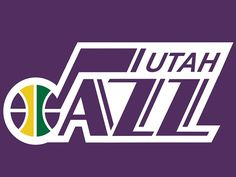 Utah Jazz Basketball Team Flag Logo Banners Home Decoration Polyester with Two Gromets Sleeve Utah Jazz, Jazz Basketball, Old Logo, Nba News, Script Logo, Team Names, New Orleans, Team Logo, Banner