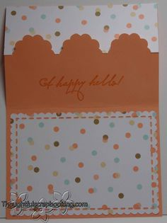 Thoughtful Scrapbooking: February Stamp of the Month Blog Hop #ArtfullySent #Year>>Noted