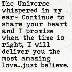 Most amazing love