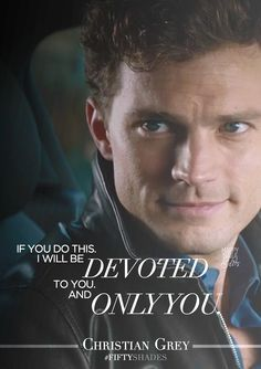 Only you #FiftyShades