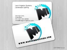 7 Best Magic Business Cards Images