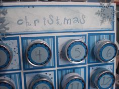 Advent Calendar_CM by ChristineM - Cards and Paper Crafts at Splitcoaststampers