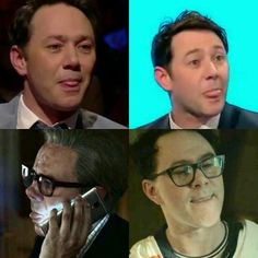 Reeeeece Inside No 9, Steve Pemberton, Reece Shearsmith, League Of Gentlemen, Mark Gatiss, Photo Series, Gentleman, Comedy, Daddy