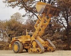 Caterpillar Track Loader | Cat Dystred 988 Cushion Track Loader? - General Topics - DHS Forum