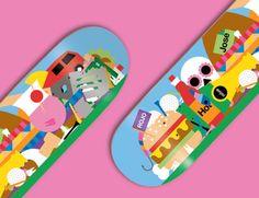 Craig Enjoi Bless This Stuff Resin Skateboards