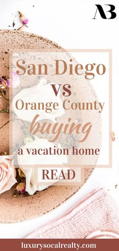 Offering unique amenities it's hard to choose between San Diego vs Orange County for a vacation home or retirement written by Real Estate Agent Joy Bender Solana Beach California, Rancho Santa Fe California, La Jolla California, Carlsbad California, California Real Estate, Encinitas California, Mission Beach San Diego, Pacific Beach San Diego, Ocean Beach San Diego
