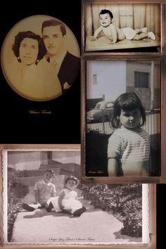 ToninhoTofani e Wilma Pantuzo Tofani,filhos Sergio Tofani,Silvana Tofani e Soraya Tofani.