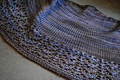 Ravelry: Crocus Shawlette pattern by Rose Beck
