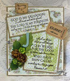 Triple the Scraps: ABC Scripture Challenge {Word #10}, Journey