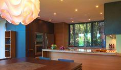 Diseño de Interiores & Arquitectura: Villa de vacaciones en Messines, Canadá