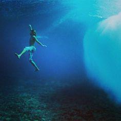 Calma. É só prender a respiração. | Stand Up Paddle
