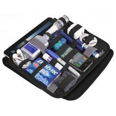 Capa com Organizador Cocoon para Tablets 10`` Wrap - Preto