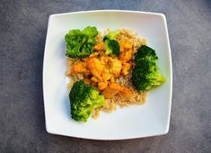 Creamy turkey masala with veggie-packed rice– A Hellofresh recipe in the Thermomix
