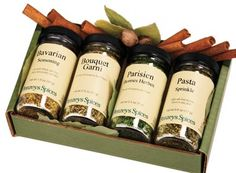 Perfect Hostess Gifts: Blended Herbs Gift Pack $20.49