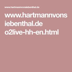 www.hartmannvonsiebenthal.de o2live-hh-en.html