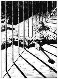 www.berniewrightson.com The Stand - By Stephen King,  How Hungry are you. . . really?
